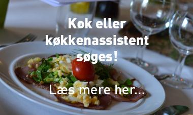 Kok-køkkenassistent-søges